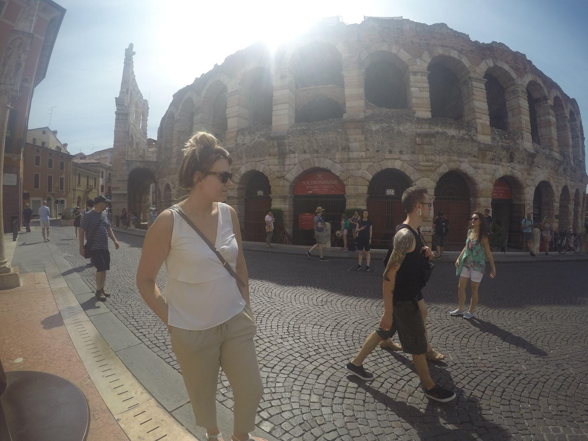 City Style, Violet Glenton, Verona