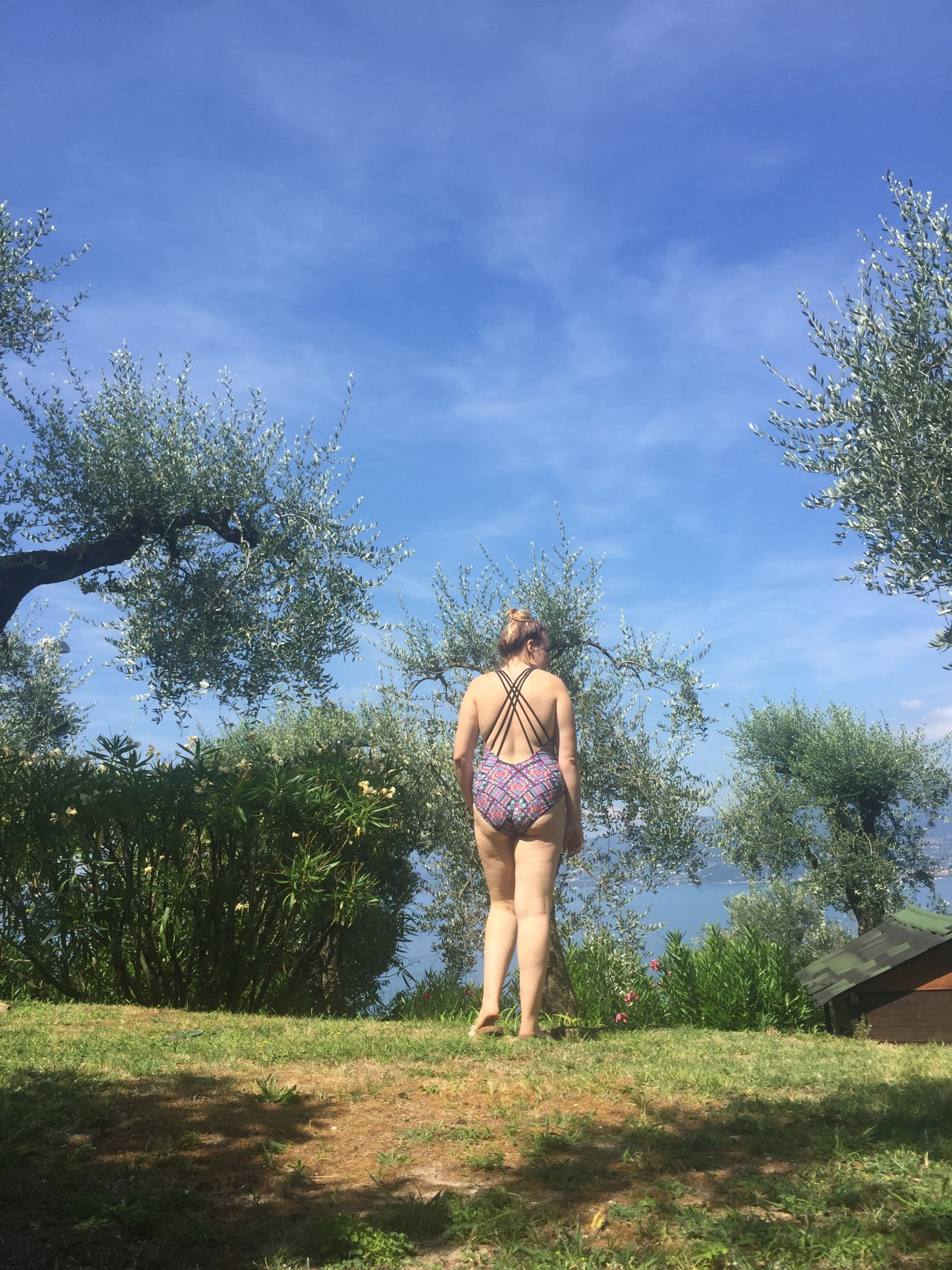 Striking Swimwear on my honeymoon