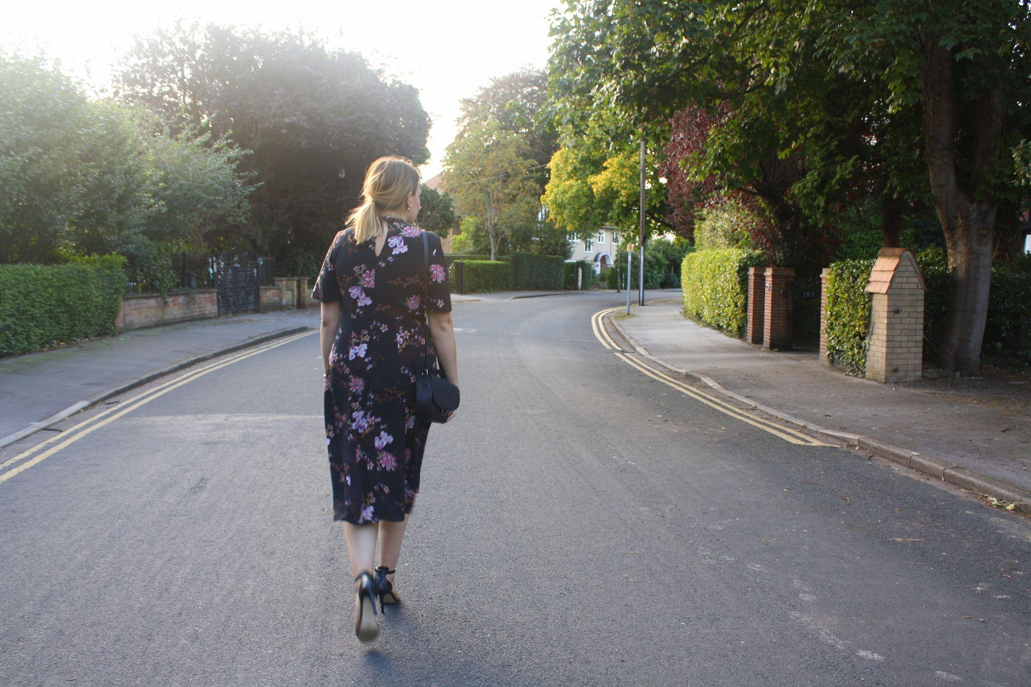 Oriental, Violet Glenton, Tesco Clothing, F&F, Tea Dress