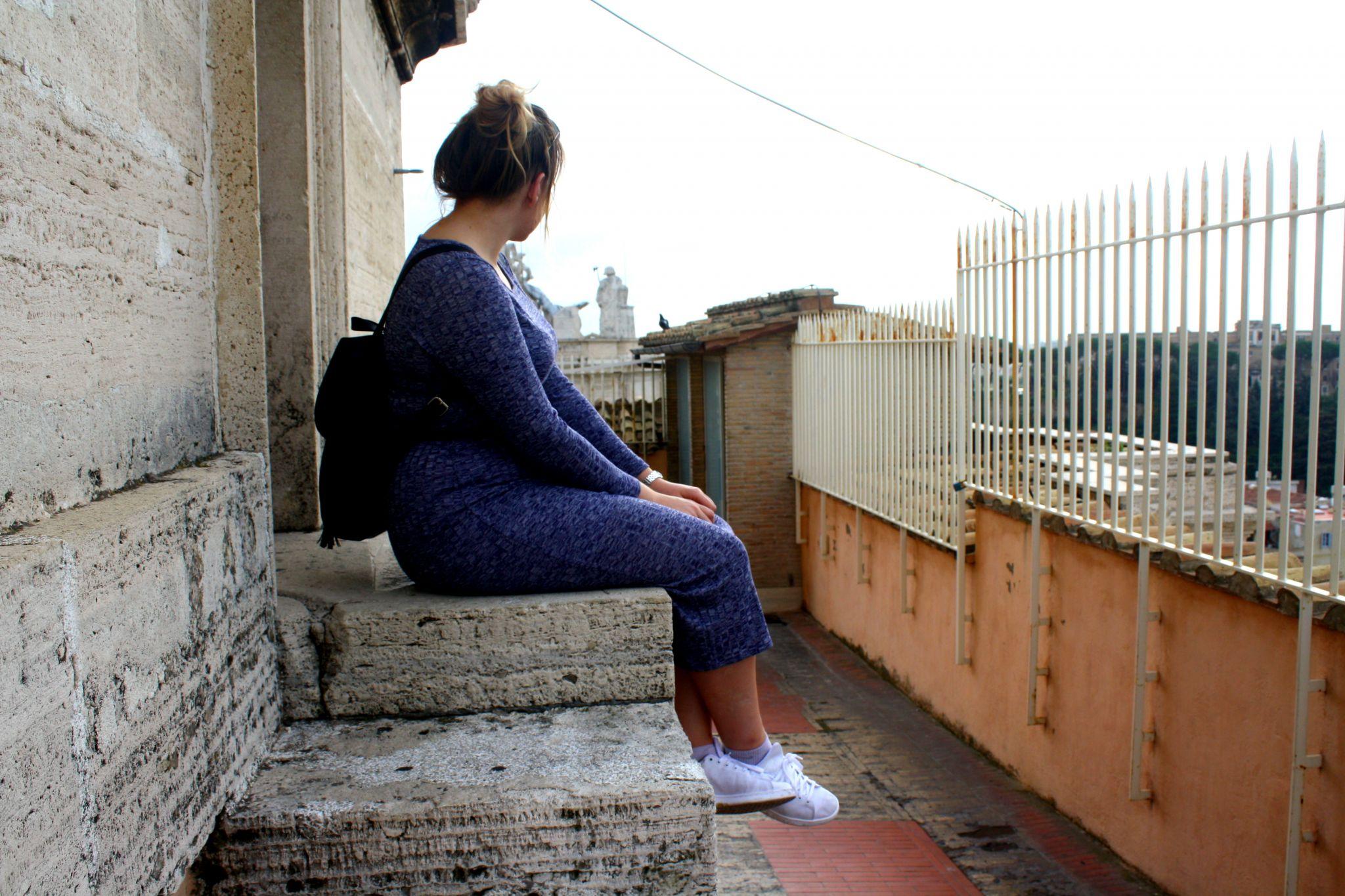 City, Violet Glenton, Simply Be, Rome