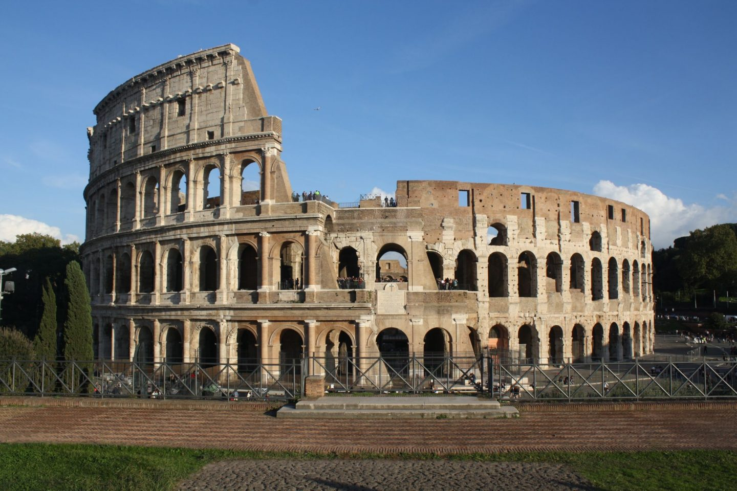 My Short Love letter to Rome, Thank You Roma