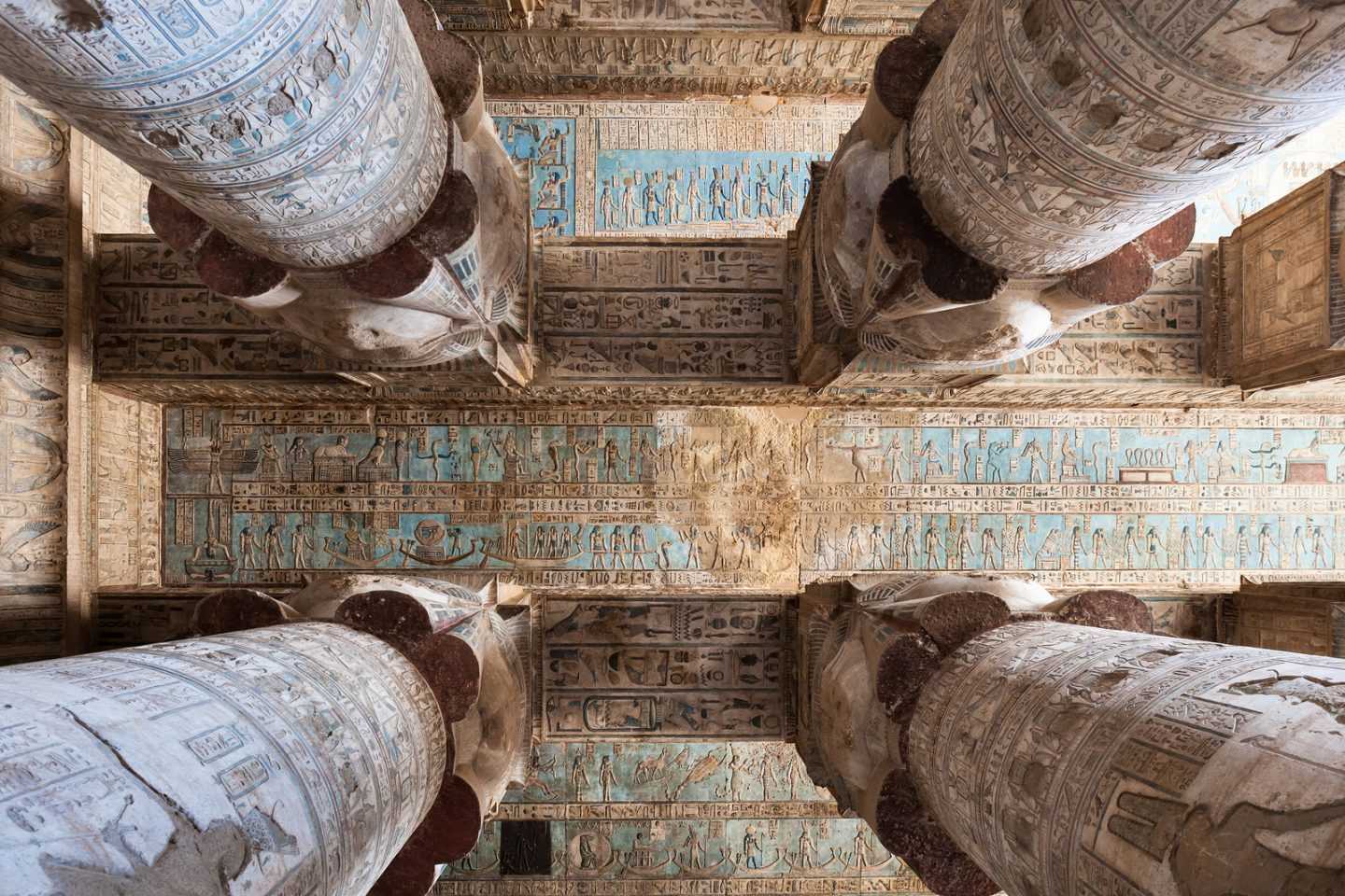 A History of the Temple of Hathor, Dendera