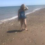 Swimwear, Violet Glenton