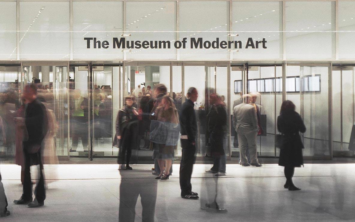MoMA, Violet Glenton, Travel Blogger, New York