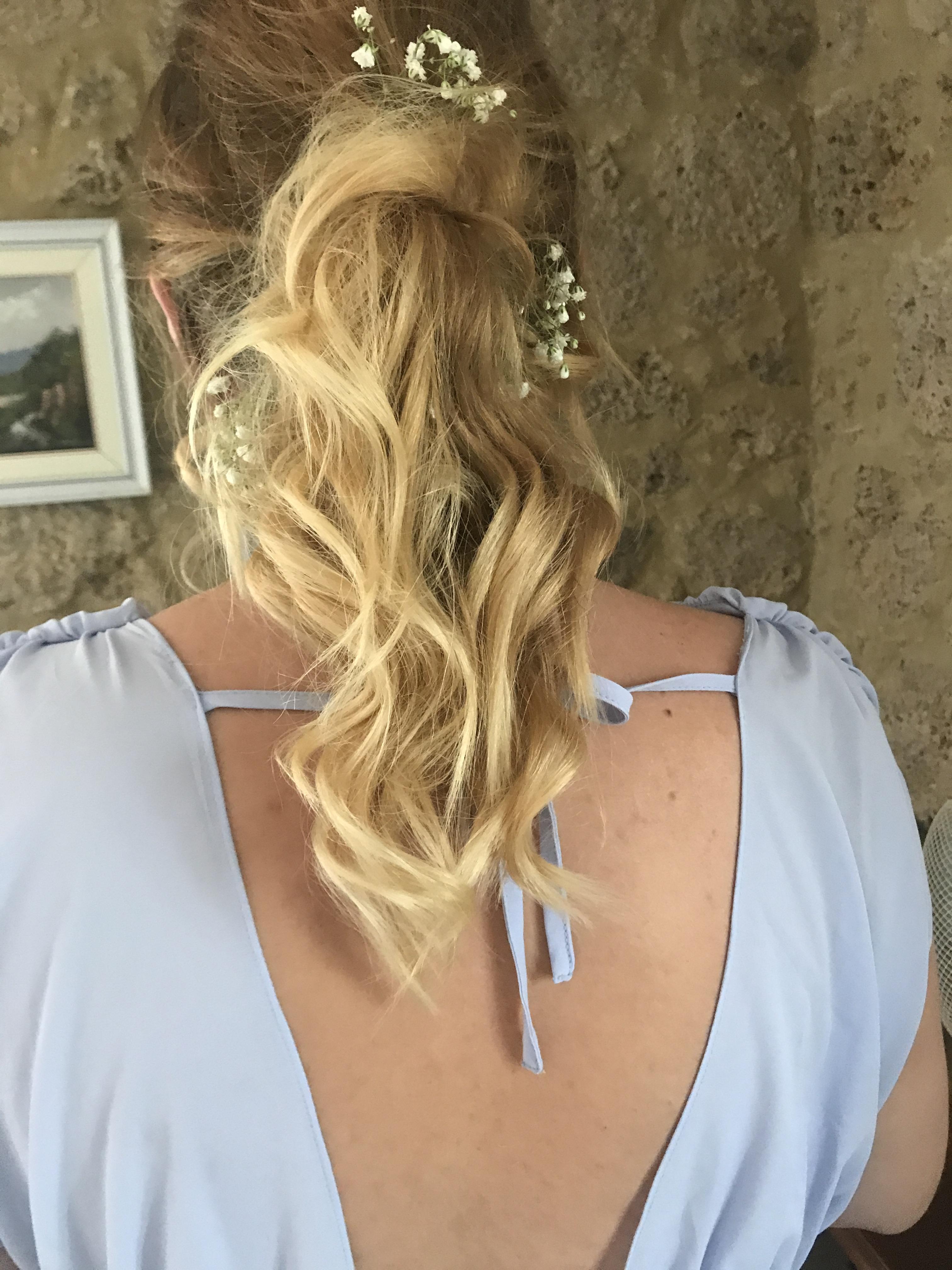 Pregnant Bridesmaid, Violet Glenton, ASOS