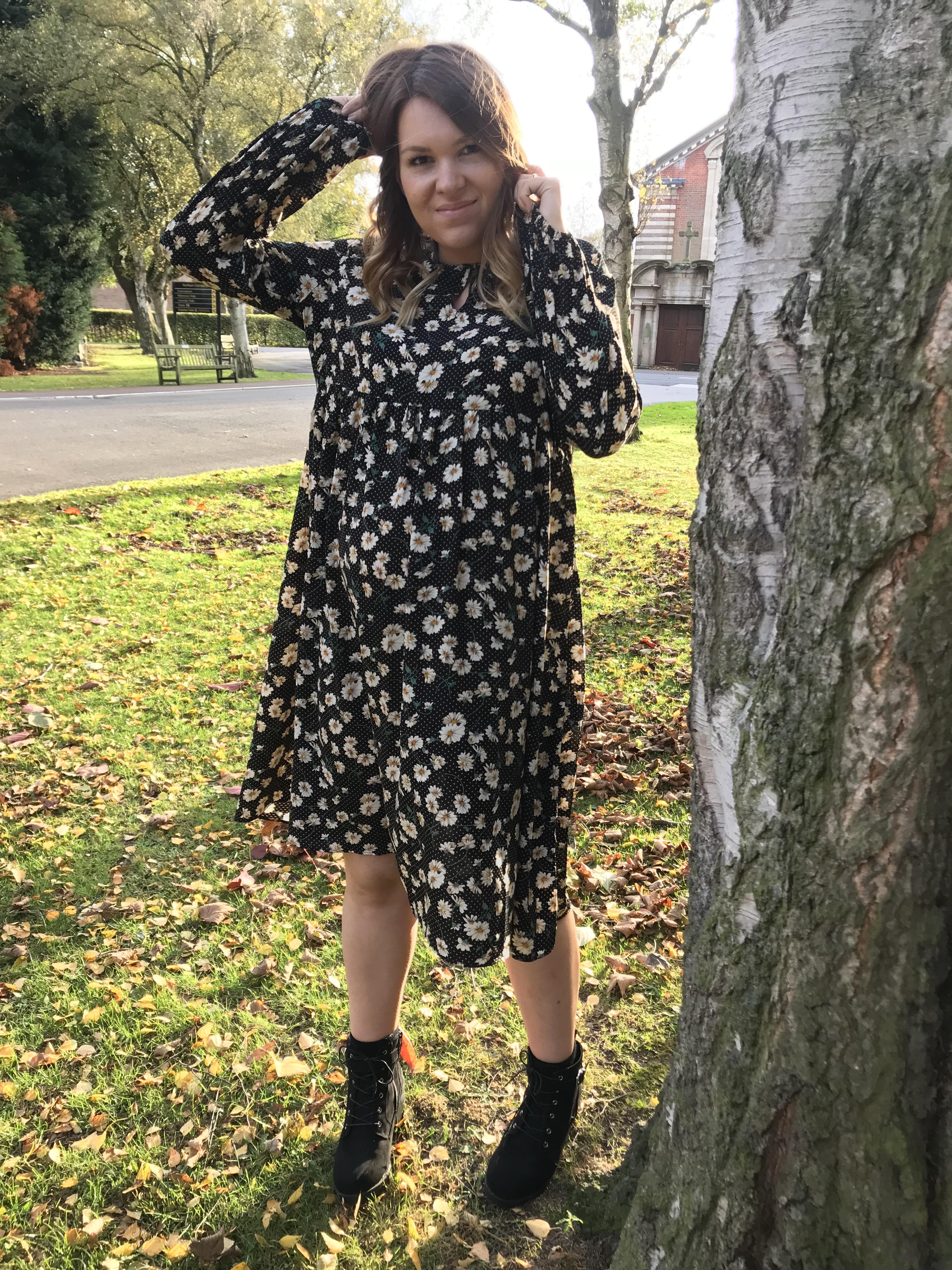 Smock, Violet Glenton, ASOS, FashionBlog