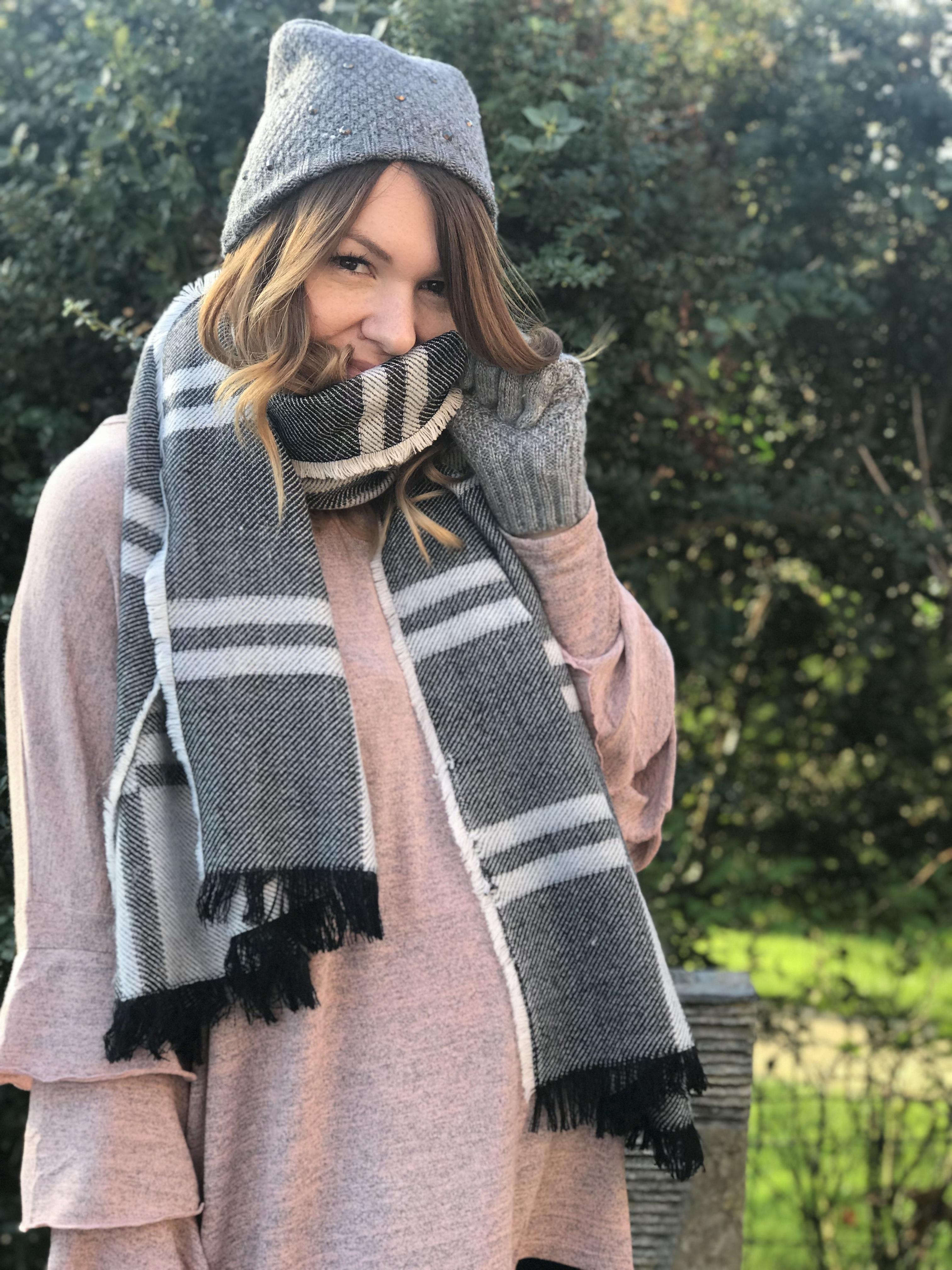 Winter, Violet Glenton, plussize