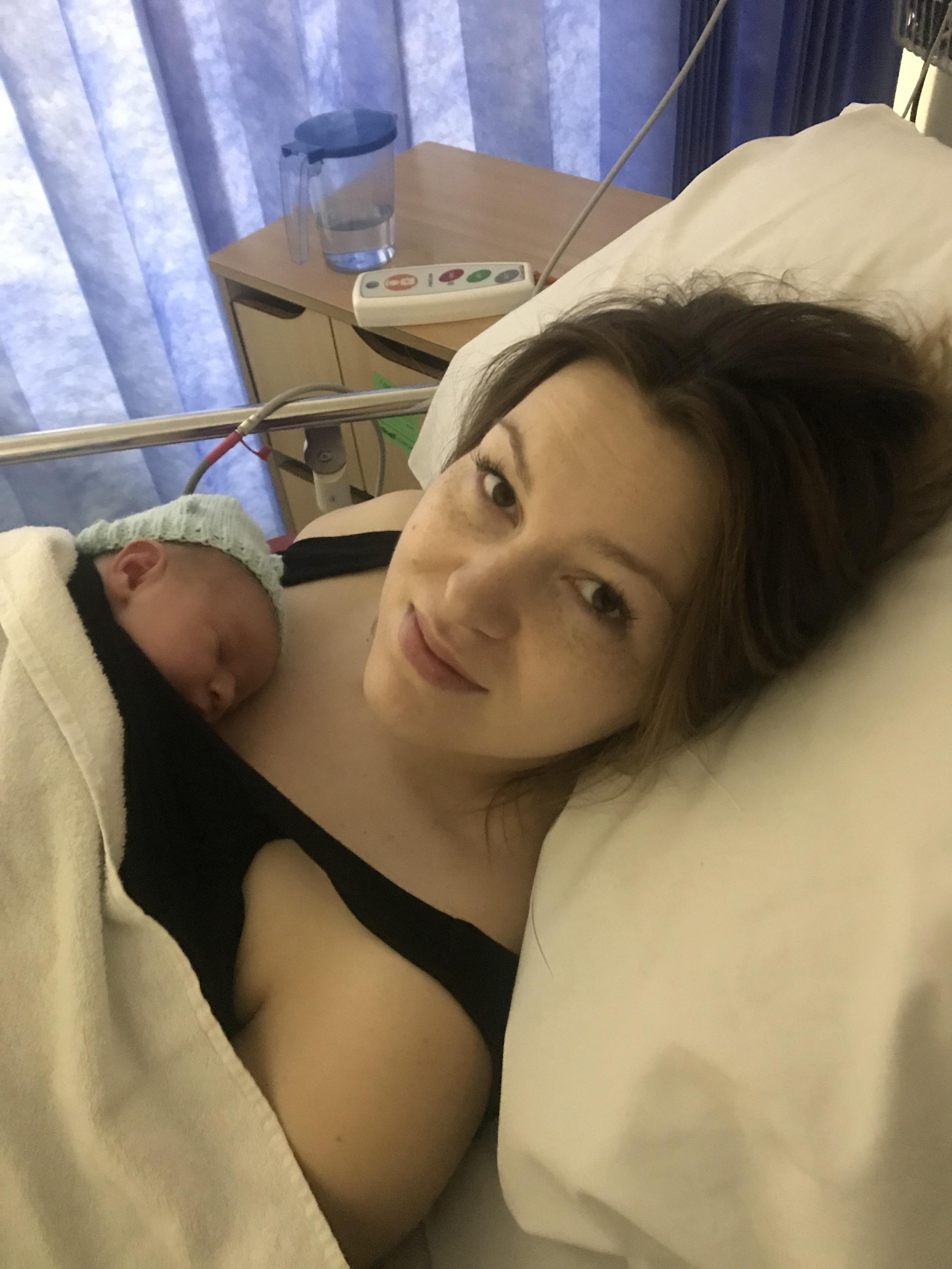 Baby, Violet Glenton, Parent Blogger