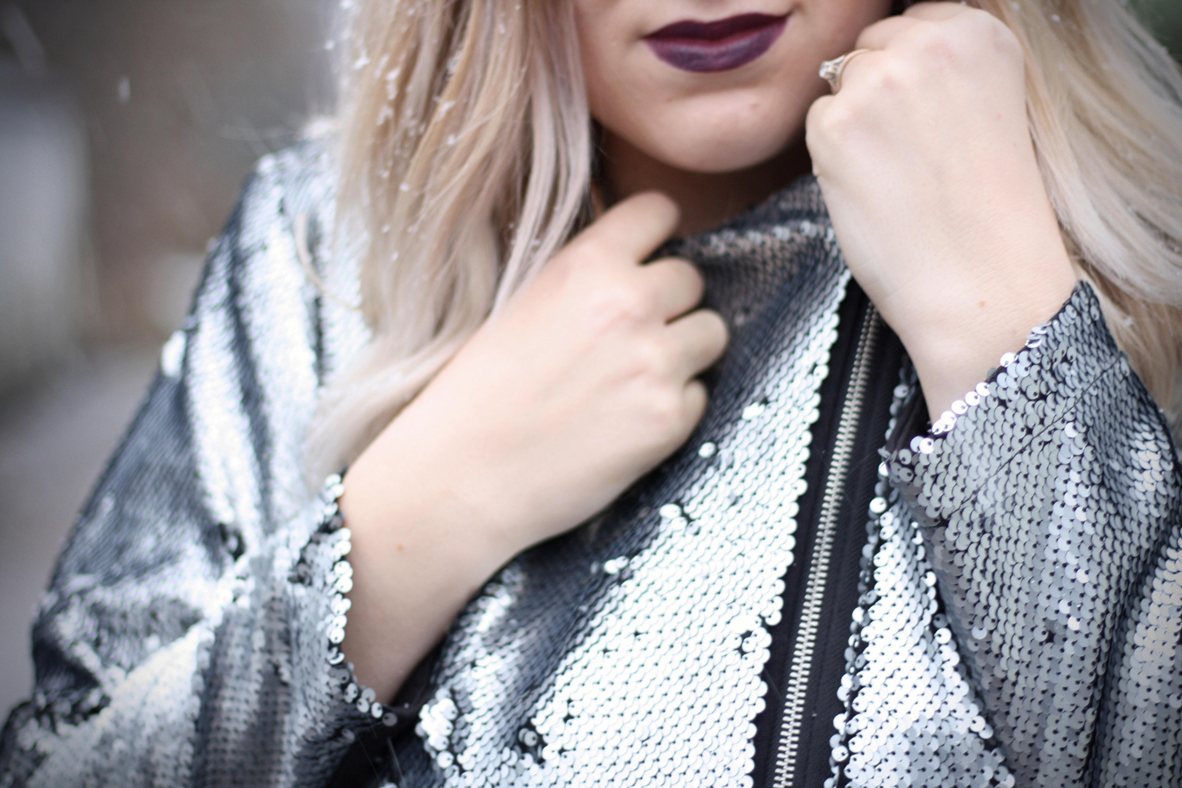 Simply Snow, Simply Be, Violet Glenton, Fashion Blogger