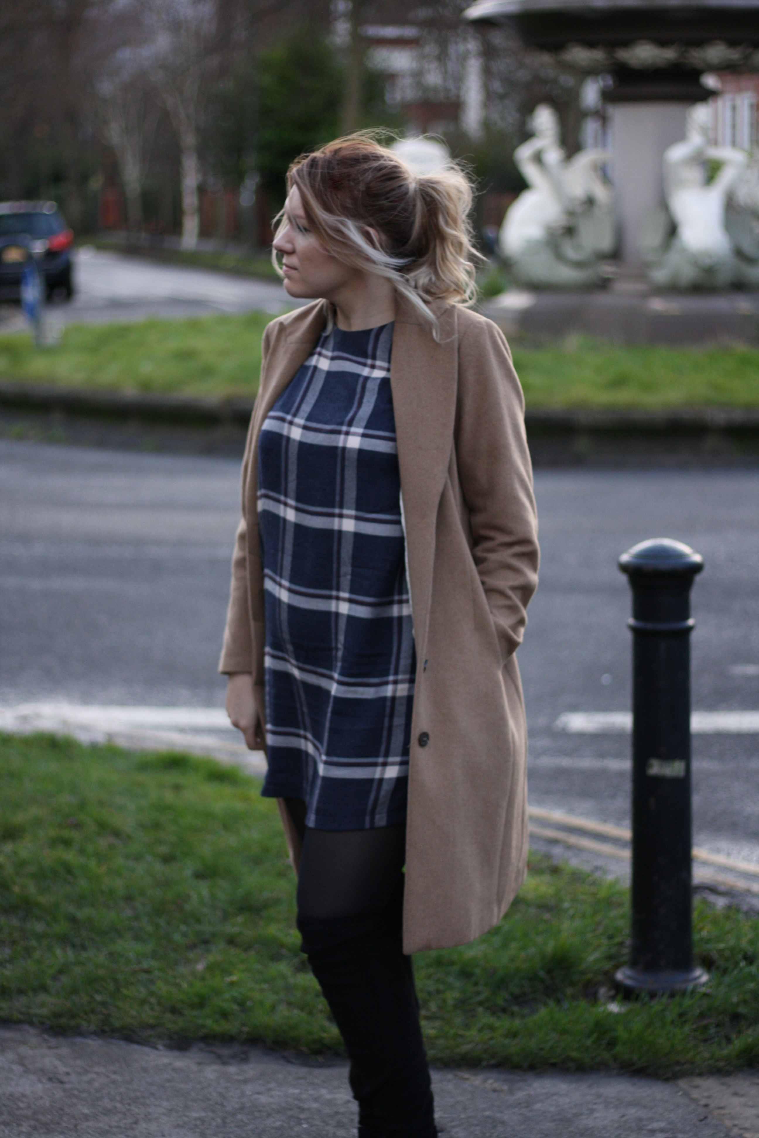 check in, Violet Glenton, Fashion Blogger, PSBlogger