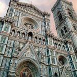 Florence, Violet Glenton, Italy