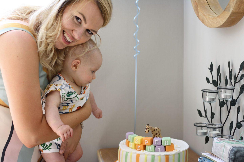 6 month, Violet Glenton