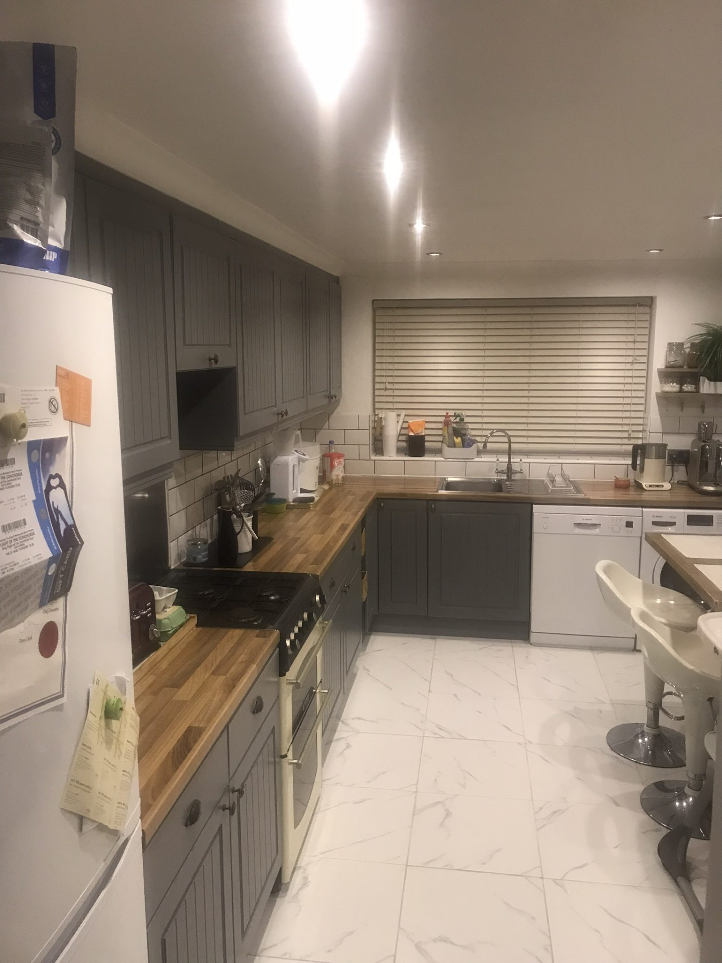 Kitchen, Violet Glenton, After