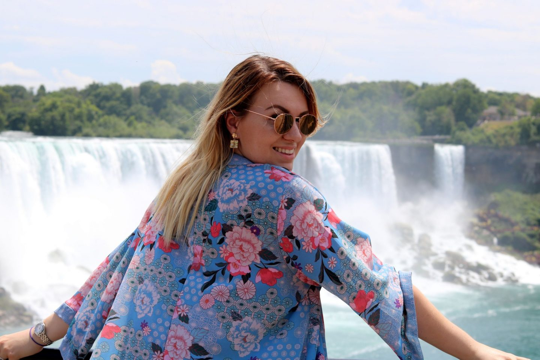 niagara falls, Violet Glenton