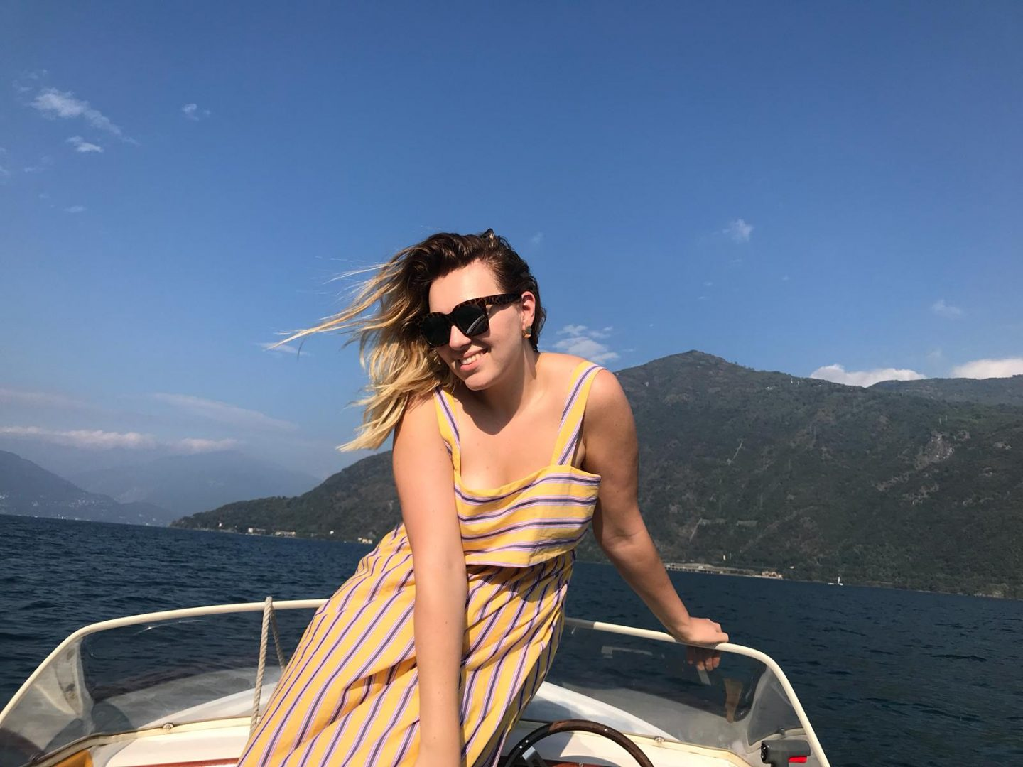 Maggiore, Violet Glenton, Bookings For You, Travel