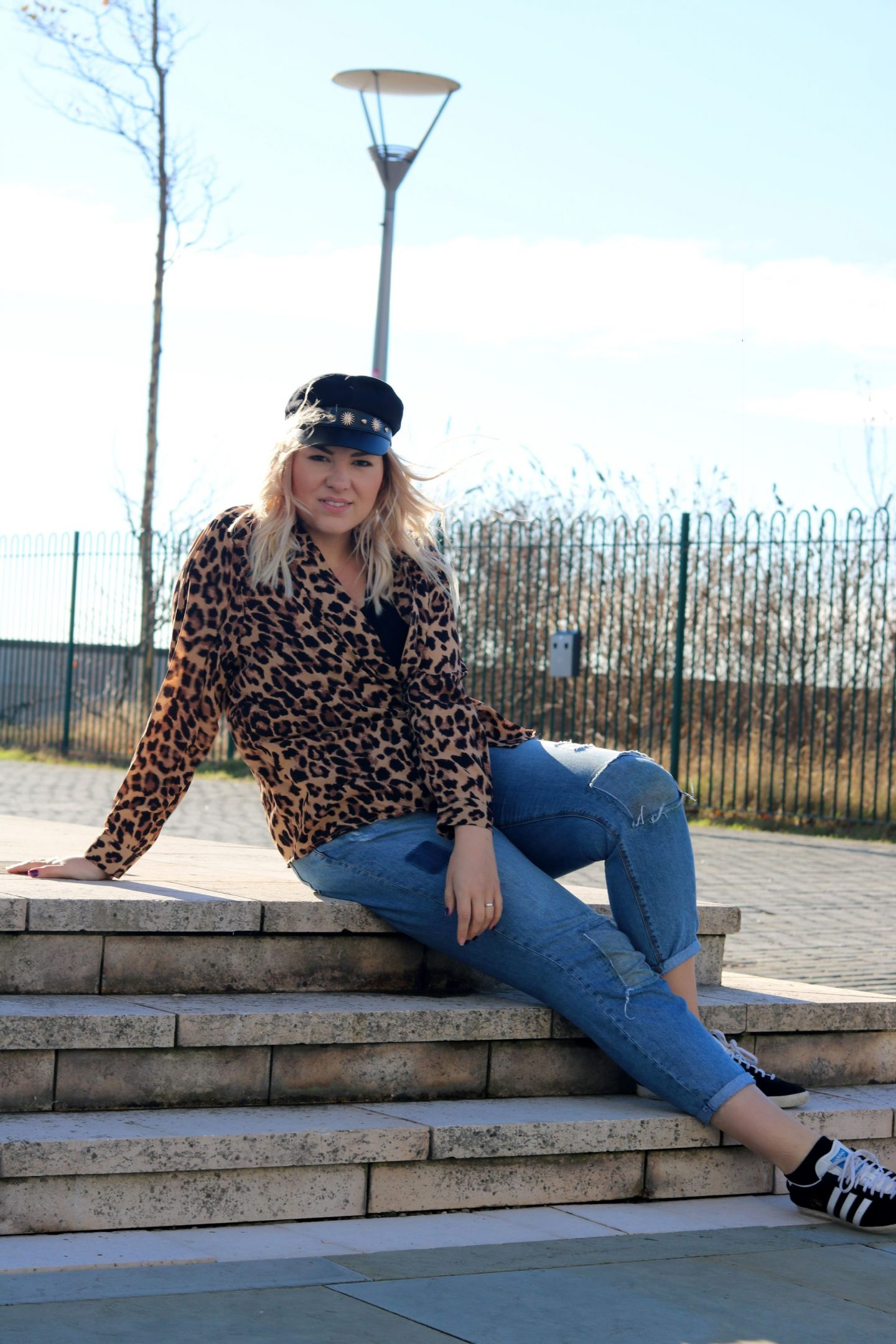 Unique 21, Violet Glenton, Leopard