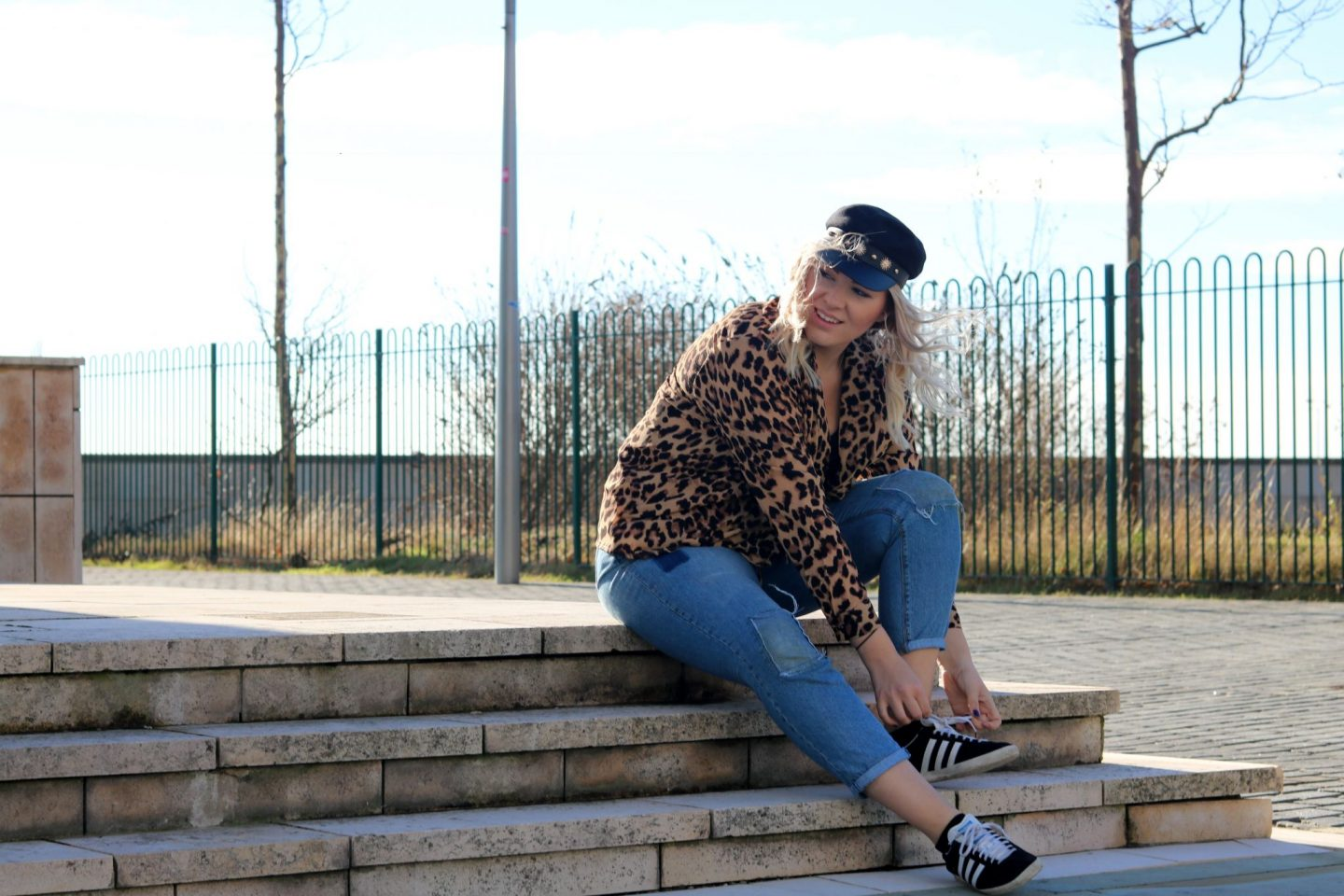 Two Ways to Wear Leopard this Season with Unique 21
