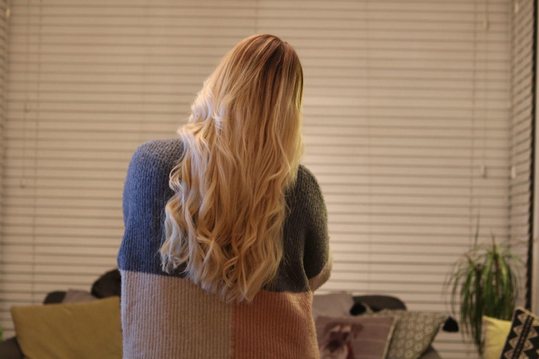 Hair Extensions, Violet Glenton